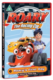 Roary the Racing Car: Roary\'s First Day