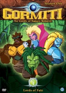 Gormiti - The Lords of Nature Return: Season 1 - Volume 4 - ...