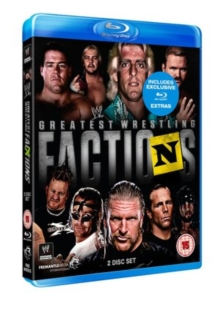 WWE: Wrestling\'s Greatest Factions
