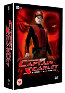 Gerry Anderson\'s New Captain Scarlet: Complete Series 1 and 2