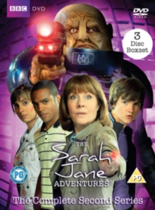 The Sarah Jane Adventures: The Complete Second Series