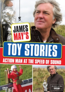 James May\'s Toy Stories: Action Man at the Speed of Sound