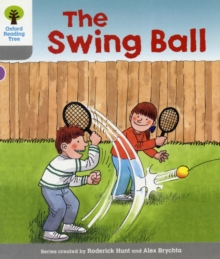 Oxford Reading Tree: Level 1: Wordless Stories B: Swingball