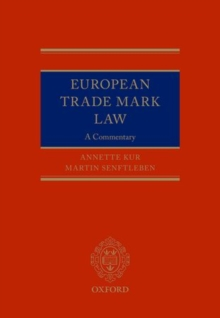European Trade Mark Law