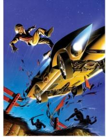 Speed Racer : v. 4