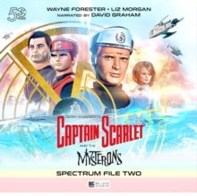 Captain Scarlet and the Mysterons : The Spectrum File No. 2