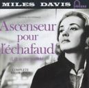Ascenseur Pour L'echafaud: (Lift to the scaffold) - CD