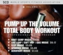 Pump Up the Volume - Total Body Workout - CD