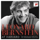 "Leonard Bernstein at Harvard: The Norton Lectures 1973 - ""The Unanswered Question"" - CD"