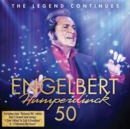 Engelbert Humperdinck: 50 - CD