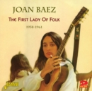 The First Lady of Folk: 1958-1961 - CD