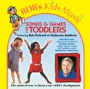 Songs & Games for Toddlers - CD