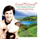 Forty Shades of Green - Favourite Irish Songs - CD