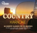 Country Karaoke - CD