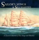 Sailor's Songs and Sea Shanties - CD