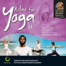 Relax for Yoga - CD