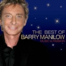 The Best of Barry Manilow: Music and Passion - CD