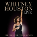 Live: Her Greatest Performances - CD