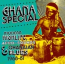 Ghana Special: Modern Highlife - Afro-sounds & Ghanaian Blues 1968-81 - CD