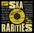 "Treasure Isle Ska Rarities: The 7"" Vinyl Box Set - Vinyl"