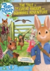 Peter Rabbit: The Tale of the Great Rabbit and Squirrel Adventure - DVD