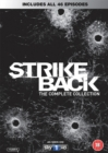 Strike Back: Series 1-5 - DVD
