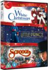 White Christmas/The Little Prince/Scrooge - DVD