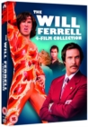 The Will Ferrell 4-film Collection - DVD