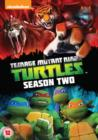 Teenage Mutant Ninja Turtles: Complete Season 2 - DVD