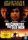 No Country for Old Men - DVD