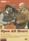 Open All Hours: The Complete Series 3 - DVD