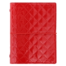 POCKET DOMINO LUXE ORGANISER RED - Book