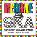 Reggae And Ska Non-Stop Megamix Party - CD