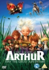 Arthur and the Great Adventure - Blu-ray