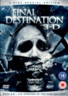 The Final Destination (3D) - DVD