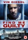 Find Me Guilty - DVD