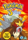 Pokemon - The Movie: 3 - Spell of the Unown - DVD