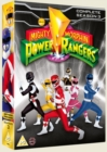 Mighty Morphin Power Rangers: Complete Season 3 - DVD