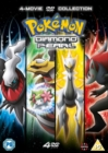Pokémon: Diamond and Pearl - The Movie Collection 10-13 - DVD