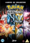 Pokémon: The Movie Collection 14-16 - Black & White - DVD