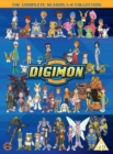 Digimon - Digital Monsters: Seasons 1-4 - DVD