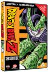 Dragon Ball Z: Season 5 - DVD