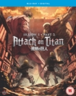 Attack On Titan: Season 3 - Part 2 - Blu-ray