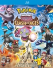 Pokemon the Movie: Hoopa and the Clash of Ages - Blu-ray