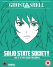 Ghost in the Shell: Stand Alone Complex - Solid State Society - Blu-ray