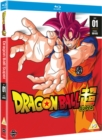Dragon Ball Super: Season 1 - Part 1 - Blu-ray