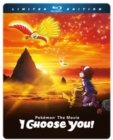 Pokémon the Movie: I Choose You! - Blu-ray