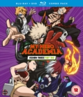 My Hero Academia: Season Three, Part Two - Blu-ray