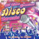 All Time Greatest Disco Karaoke - CD