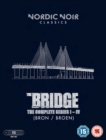 The Bridge: The Complete Series I-IV - DVD